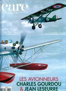 ICARE 230 : Les avionneurs Charles Gourdou et Jean Leseurre.