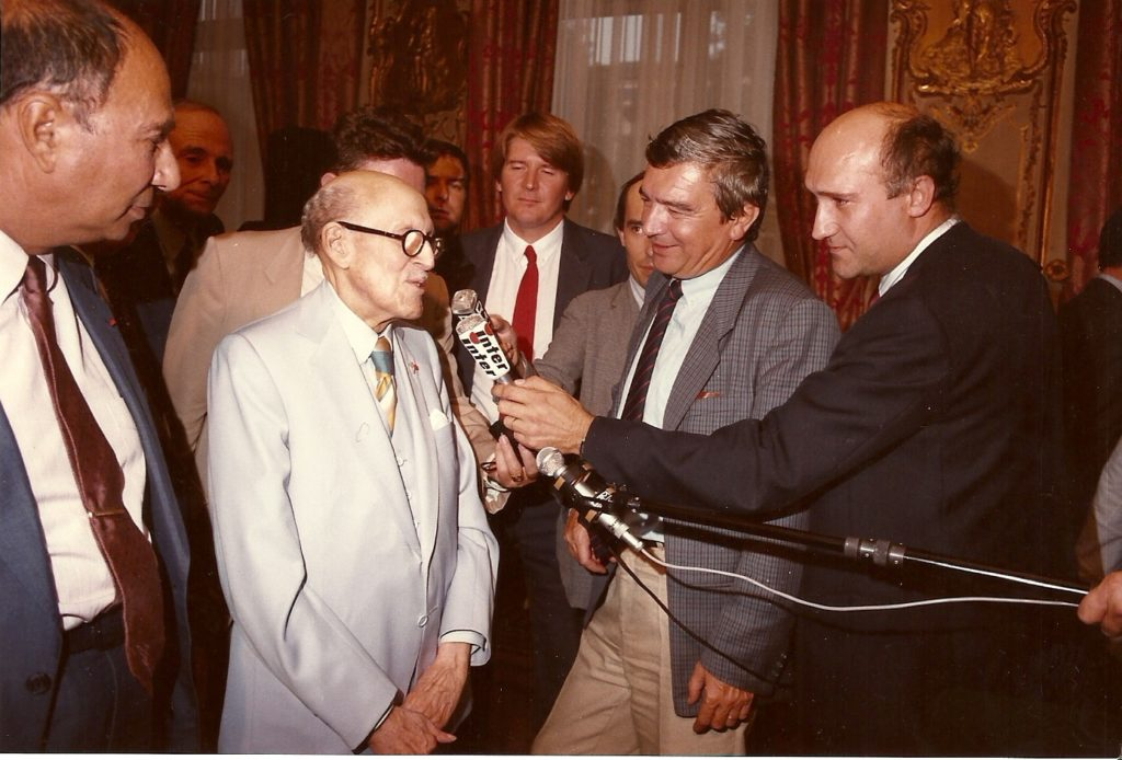 popo et marcel dassault 1985 1