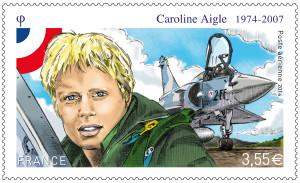 Caroline Aigle (Poste Aérienne)